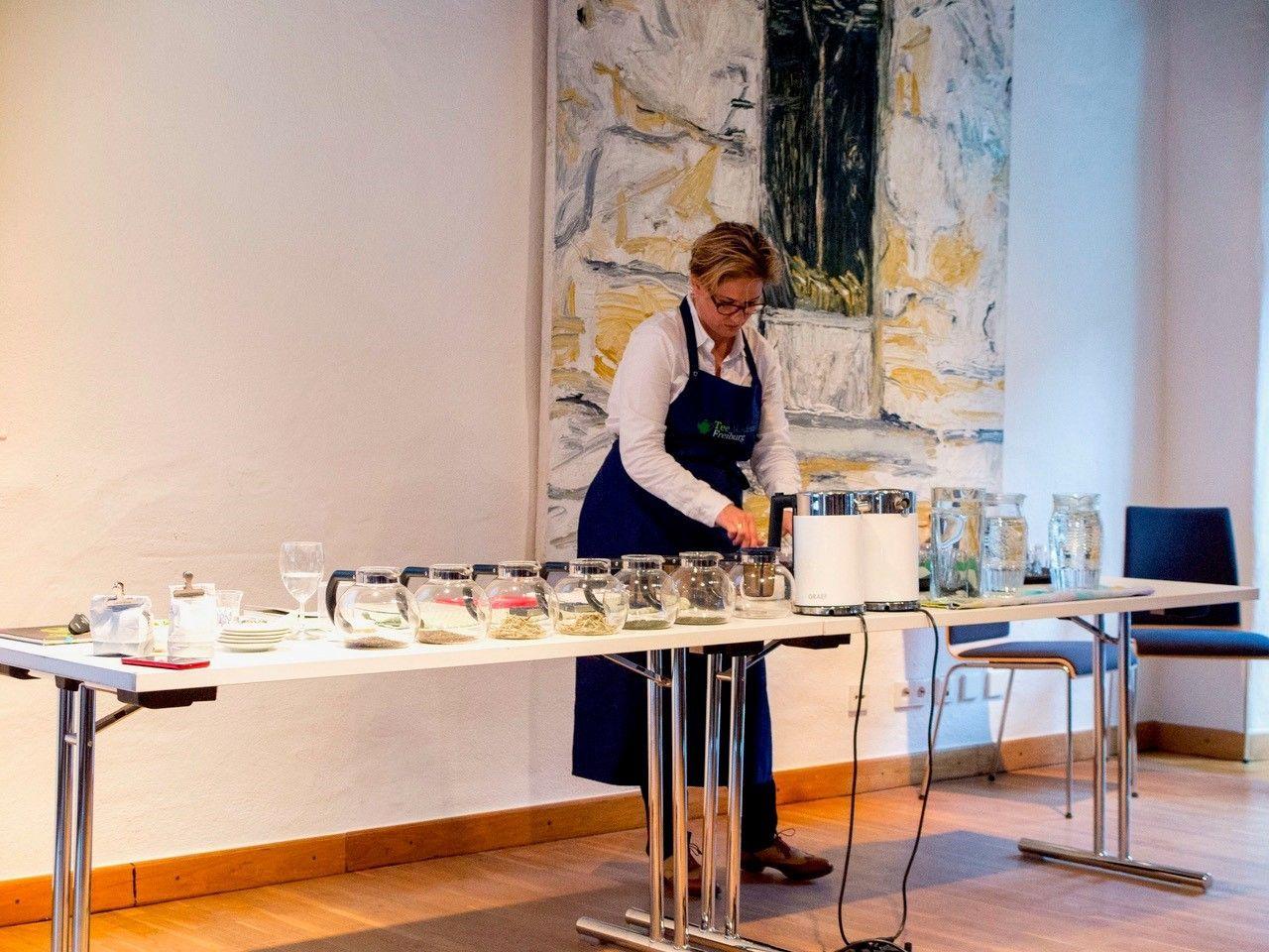 Teeseminar Teeakademie Freiburg